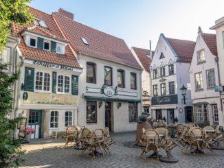 Bremer Schnoor Viertel