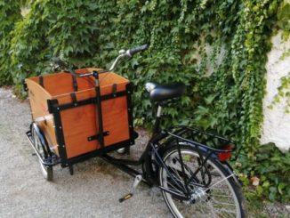 Subventionsmöglichkeiten von Lastenfahrrädern