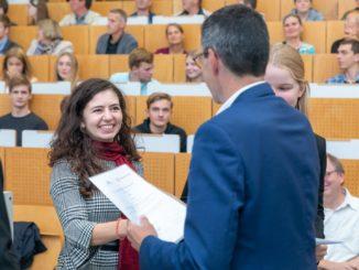 Dr. Hans Riegel-Fachpreis - Quelle: Pressemeldung Universität Bremen
