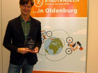 STADTRADELN-Sonderpreis - Quelle: Pressemeldung Stadt Oldenburg